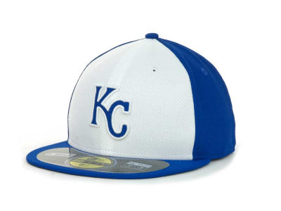 Kansas City Royals MLB Kids Diamond Era 59FIFTY Cap Hats