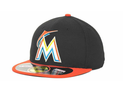 Miami Marlins MLB Kids Diamond Era 59FIFTY Cap Hats