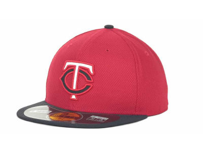 Minnesota Twins MLB Kids Diamond Era 59FIFTY Cap Hats