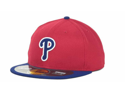Philadelphia Phillies MLB Kids Diamond Era 59FIFTY Cap Hats