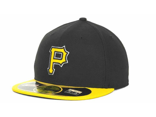 Pittsburgh Pirates New Era MLB Kids Diamond Era 59FIFTY Cap Hats