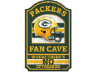 Green Bay Packers Wincraft 11x17 Wood Sign Flags & Banners