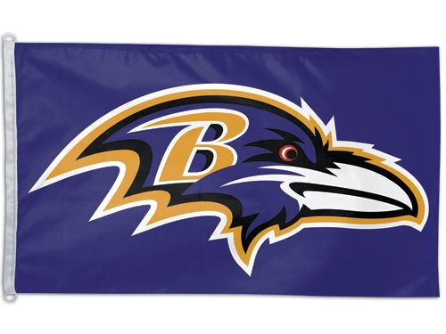 Baltimore Ravens Wincraft 3x5ft Flag