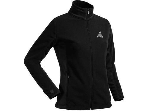 Super Bowl XLVII Antigua NFL Womens Super Bowl XLVII Sleet Jacket
