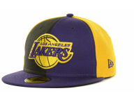 New Era NBA Hardwood Classics Under Pressure 59FIFTY Cap Fitted Hats