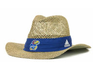 adidas NCAA Camp Straw Hat Stretch Fitted Hats
