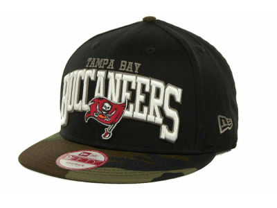 Tampa Bay Buccaneers NFL Snap BackIn 9FIFTY Cap Hats