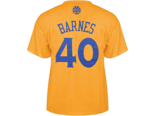 Golden State Warriors Harrison Barnes NBA Player T-Shirt