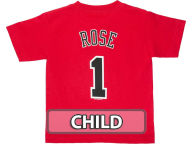 adidas NBA Kids Name And Number T-Shirt T-Shirts