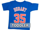 Oklahoma City Thunder Kevin Durant Profile NBA Toddler Name Number T-Shirt T-Shirts