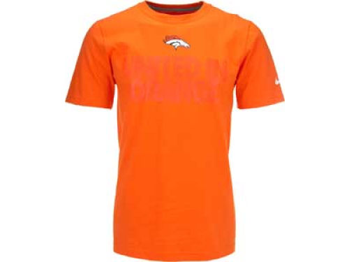 Denver Broncos Nike NFL Playoffs 2012 Local Phrase T-Shirt
