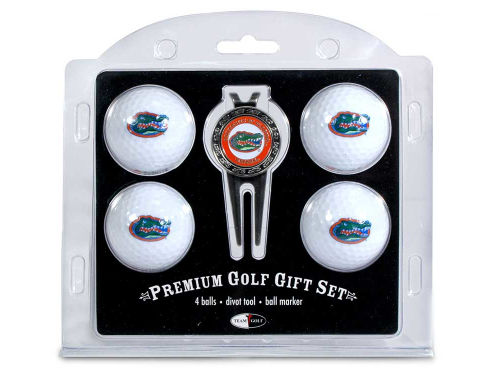 Florida Gators Team Golf NCAA Golf Gift Set