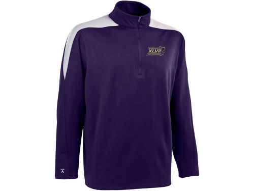 Super Bowl XLVII Antigua NFL Super Bowl XLVII Succeed Pullover