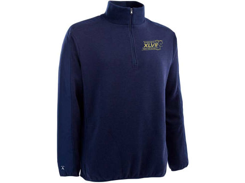 Super Bowl XLVII Antigua NFL Super Bowl XLVII Executive Pullover