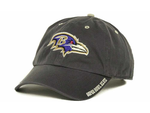 Baltimore Ravens '47 Brand NFL Super Bowl  XLVII ID Ice Cap Hats