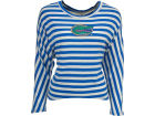 Florida Gators NCAA Womens Striped Dolman Shirt T-Shirts