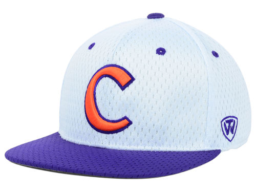 Clemson Tigers Top of the World NCAA Mesh Slam One-Fit Cap Hats