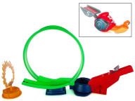 Turbo Turbo Stunt Set Toys & Games