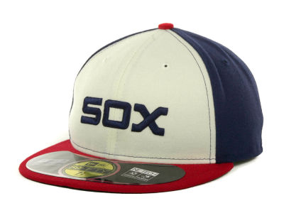 Chicago White Sox MLB Authentic Collection 59FIFTY Hats