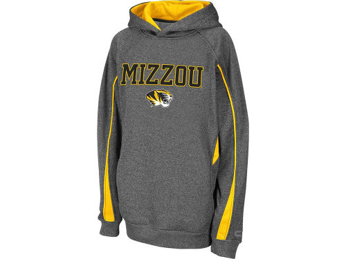 Missouri Tigers Colosseum NCAA Youth Renegade Hoody