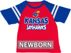 Kansas Jayhawks Colosseum NCAA Newborn Mariner T-Shirt Infant Apparel