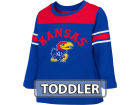 Kansas Jayhawks Colosseum NCAA Toddler Hike Long Sleeve T-Shirt T-Shirts
