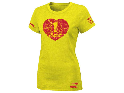 Ryan Hunter-Reay IndyCar Heart T-Shirt