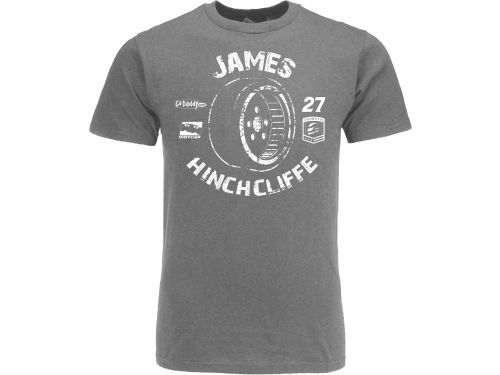James Hinchcliffe IndyCar Throwback T-Shirt