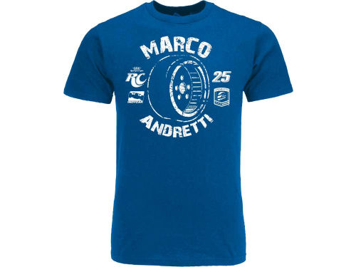 Marco Andretti IndyCar Throwback T-Shirt