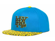 Hurley Major Leagues Print Snapback Cap Adjustable Hats