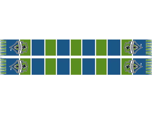 Seattle Sounders FC MLS Classic Bar Scarf