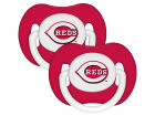 Cincinnati Reds Pacifier 2 pack Newborn & Infant