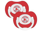 Boston Red Sox MLB Pacifier 2 pack Newborn & Infant