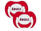 Los Angeles Angels of Anaheim Pacifier 2 pack Newborn & Infant