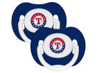 Texas Rangers Pacifier 2 pack Newborn & Infant