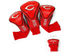 Cincinnati Reds Mcarthur Headcover Set Golf