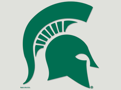 Michigan State Spartans Wincraft Die Cut Color Decal 8in X 8in