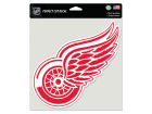 Detroit Red Wings Wincraft Die Cut Color Decal 8in X 8in Bumper Stickers & Decals
