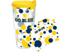 Michigan Wolverines Tervis Tumbler NCAA 24oz. Polka Dot Tumbler With Lid BBQ & Grilling