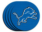 Detroit Lions 4-pack Neoprene Coaster Set Kitchen & Bar