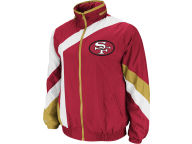 Mitchell and Ness NFL Super Bowl XLVII One on One Windbreaker Jackets