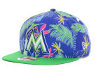 Miami Marlins New Era MLB Multihawi Strapback 9FIFTY Cap Hats