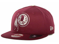 New Era NFL Leather Strapper 9FIFTY Strapback Cap Hats