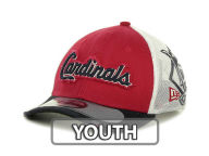 New Era MLB Youth Clubhouse 39THIRTY Cap Stretch Fitted Hats