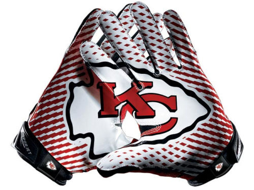 Kansas City Chiefs Nike Vapor Jet 2.0 Glove