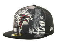New Era NFL Logo Vista 59FIFTY Cap Fitted Hats