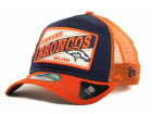 Denver Broncos New Era NFL 18 Wheeler 9FORTY Cap Adjustable Hats