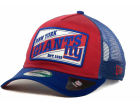 New York Giants New Era NFL 18 Wheeler 9FORTY Cap Adjustable Hats