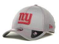 New Era NFL Gray Neo 39THIRTY Cap Stretch Fitted Hats