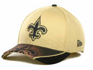 New Era NFL Hybrid Hex 39THIRTY Cap Stretch Fitted Hats